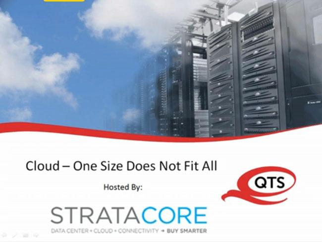 Telecom Broker Resources,QTS Webinar