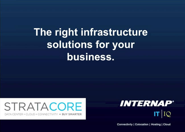 Telecom Broker Resources,Internap-webinar