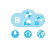 Cloud Computing Providers, Cloud Graphic