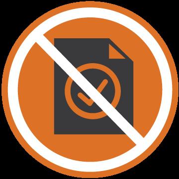 no-paperwork-icon