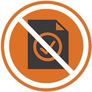 no-paperwork-icon