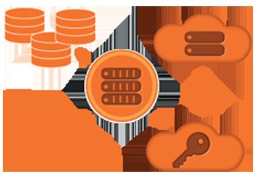 Dedicated Server Hosting, Managed Hosting Graphic