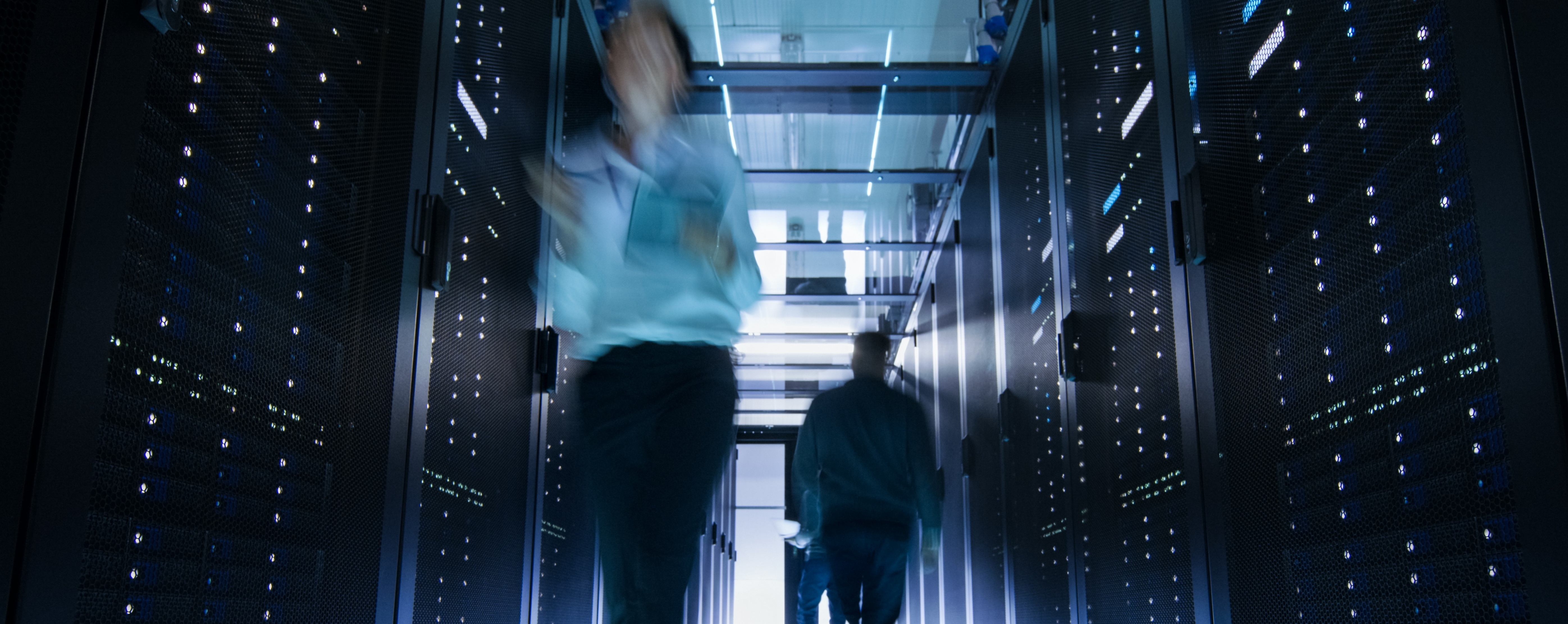 3 Strategies to Increase Data Center Efficiency  - Featured Image