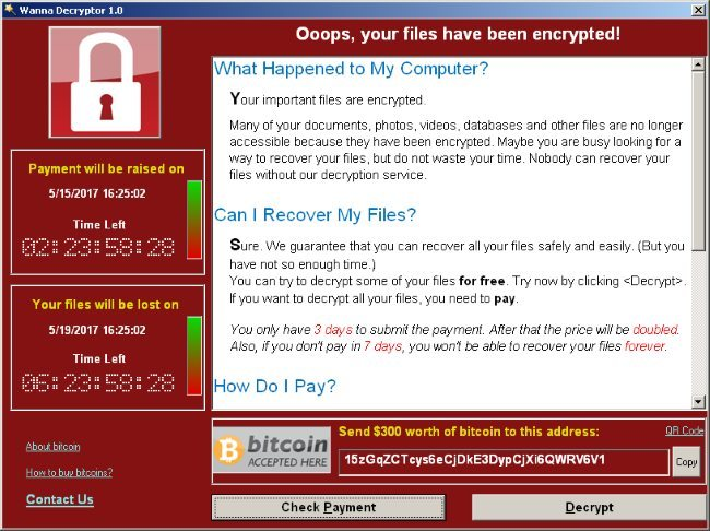 what you need to know about wannacry