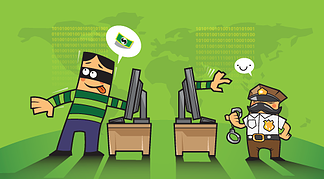 Protect Your Company Against Cybercrime - Featured Image