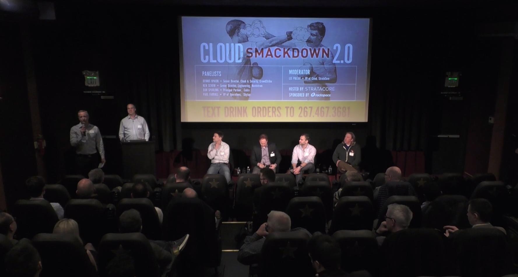 Cloud Smackdown 2.0