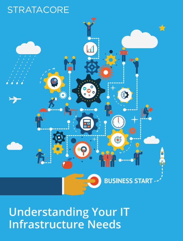Understanding your infrastructure needs e-book