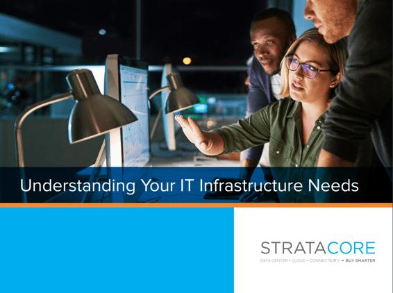 ebook understanding your IT infrastructure needs