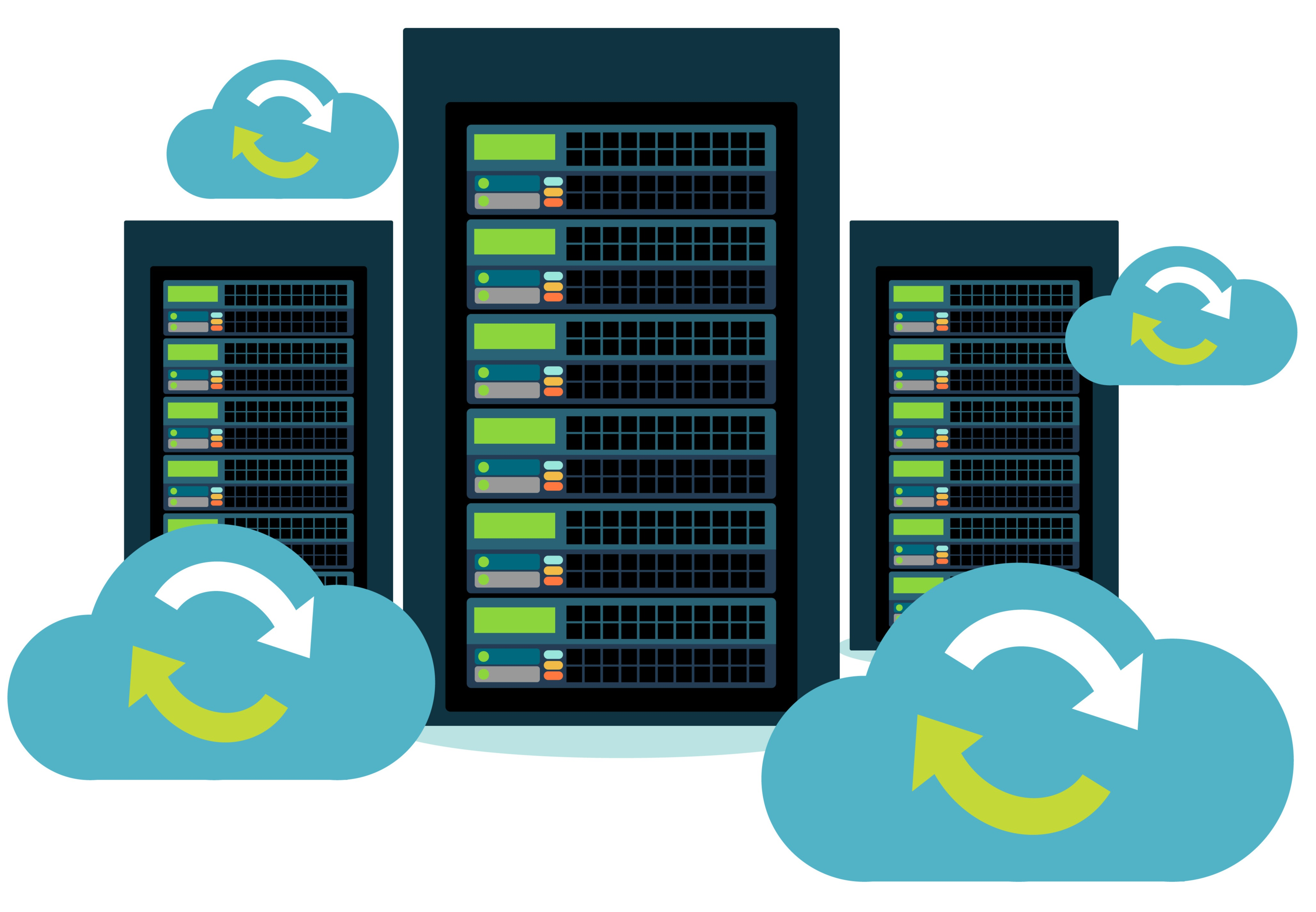 strong data center migration project plan