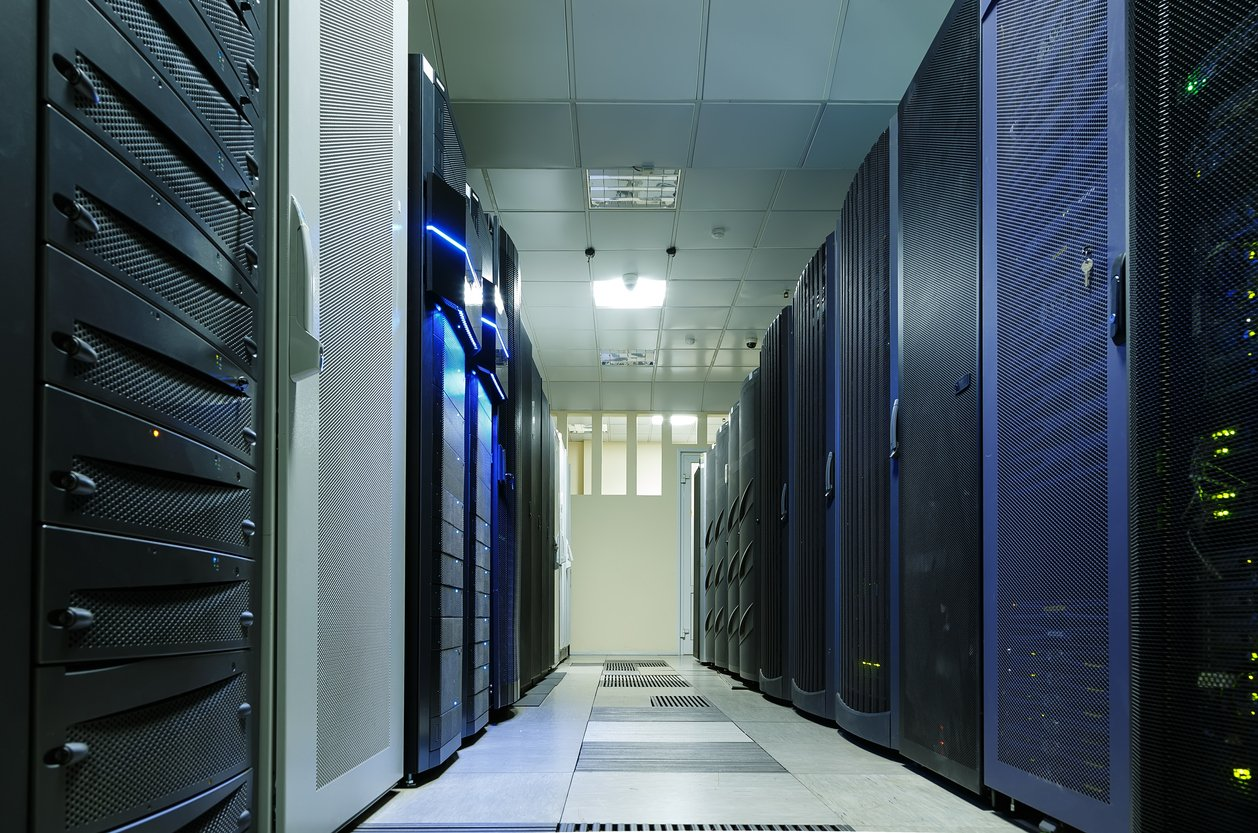 stratacore 4 tiers data center